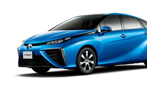 Elektrifikované vozy Toyota na olympiádě v Tokiu 2020
