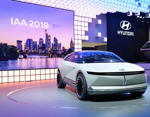Hyundai Motor na IAA 2019