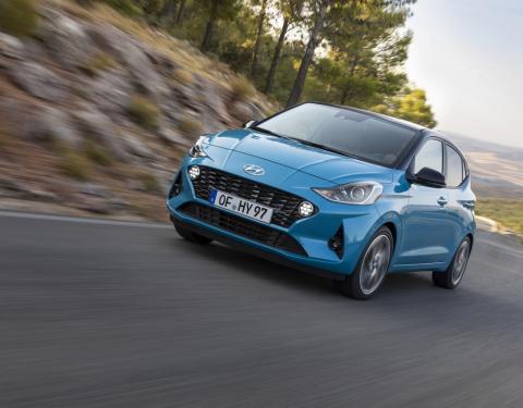 Zcela nový Hyundai i10: velký malý vůz v segmentu A