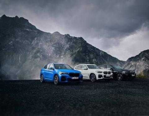 Nové BMW X1 xDrive25e