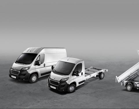31 dní výhod pro klienty užitkových vozů Peugeot