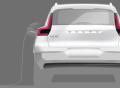 Plně elektrické Volvo XC40 SUV