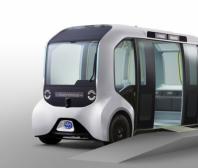 Na olympiádě poslouží speciální autonomní vůz e-Palette
