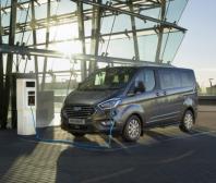 Nový Ford Transit Plug-in Hybrid a Tourneo Custom Plug-in Hybrid