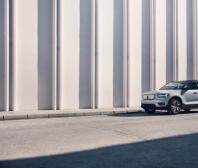 Automobilka Volvo Cars představuje plně elektrické SUV Volvo XC40 Recharge