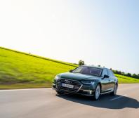 Luxus a hospodárnost: Audi A8 L 60 TFSI e quattro