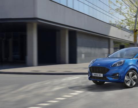 Ford představuje na e-Salonu tři české novinky najednou