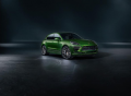 Premiéra modelů Taycan 4S, Macan Turbo a 99X Electric na autosalonu v Kalifornii
