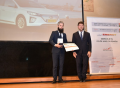 "Hyundai IONIQ Electric získal titul ""Český energetický a ekologický projekt roku"""