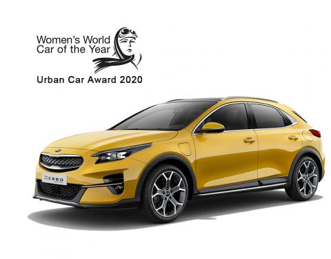Kia získala dvě ocenění v anketě Světové ženské auto roku 2019