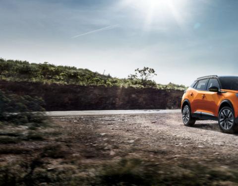 Nový Peugeot 2008 - nová generace SUV