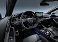 Ještě ostřejší: Modernizované modely RS 5 Coupé a RS 5 Sportback