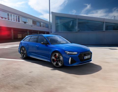 25 let Audi RS: Exkluzivní jubilejní paket