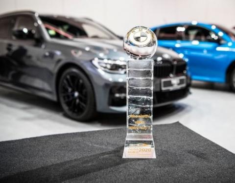 BMW řady 3 je Autem roku 2020 v České republice