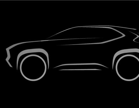 Toyota v Evropě nabídne nové kompaktní SUV