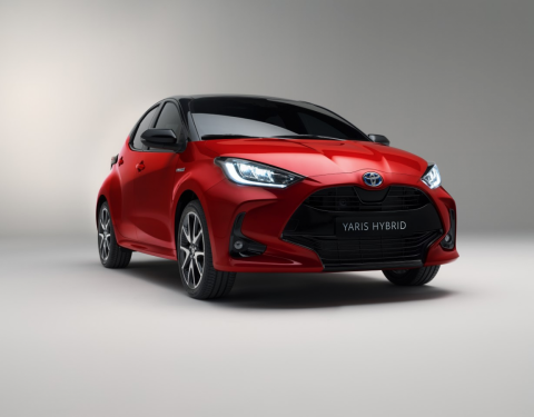 Kolínská TPCA bude vyrábět Toyotu Yaris