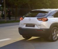 Zcela nová Mazda MX-30 – požitek z jízdy elektromobilem