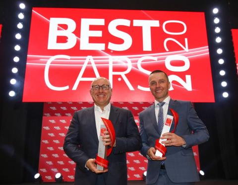 Double pro značku ŠKODA v anketě ,Best Cars'