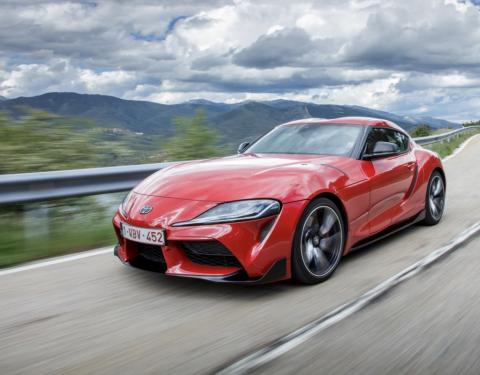 Toyota GR Supra byla vyhlášena Sportovním autem roku 2019