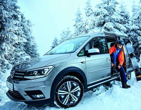 Volkswagen Caddy s prodlouženou zárukou