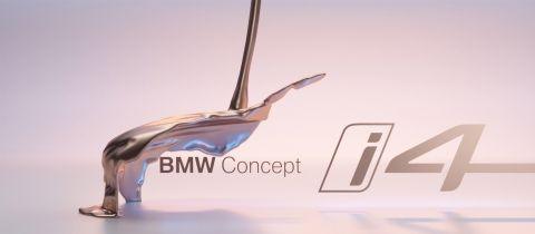 Nové BMW i4: první pohled