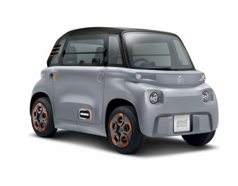 AMI, 100% elektrická mobilita dostupná všem