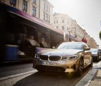 BMW: Automatická bezemisní jízda ve městě