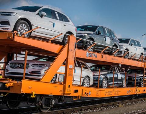 Volvo Cars omezuje množství emisí