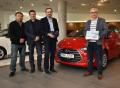 """Legendární Hyundai ix20 je vítězem ankety """"Senior Car 2019"""""""