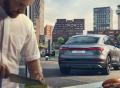 Nové Audi e-tron Sportback konfigurovatelné online