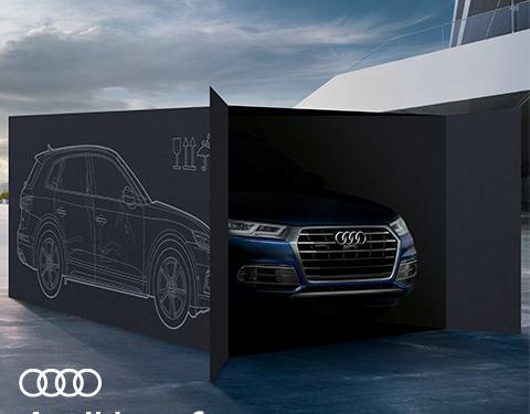 Audi spouští online nabídku skladových vozů