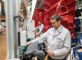 Audi v Evropě postupně obnovuje výrobu