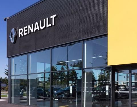 Renault - provozovny jsou plně otevřeny