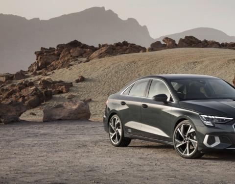 Elegantní – efektivní – evoluční: Nové Audi A3 Limuzína