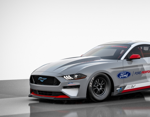 Ford Performance představuje Mustang Cobra Jet 1400