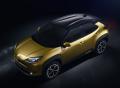 Toyota odhaluje zbrusu nové kompaktní SUV Yaris Cross