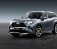 Toyota uvádí do Evropy sedmimístný Highlander