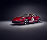 Speciální edice vozů 911 Targa 4S Heritage Design
