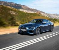 Nové BMW řady 4 Coupé