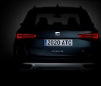 Nový SEAT Ateca 2020