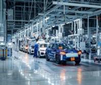 Přípravy pro zahájení výroby BMW iX3