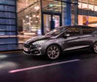 Elektrifikovaný a vylepšený Ford Fiesta