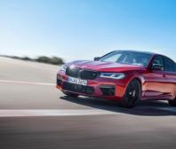 Nové BMW M5 a BMW M5 Competition