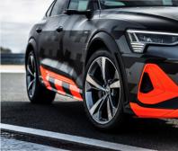 Inovativní aerodynamický koncept modelů Audi e-tron S