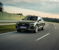 Audi odhaluje Q5 s novým vzhledem