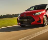 Toyota zahájila ve Francii výrobu nového modelu Yaris