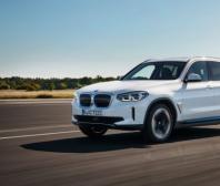 Nové BMW iX3