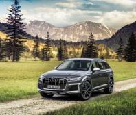 Vynikající výkony: Audi SQ7 a Audi SQ8 s motorem V8 TFSI