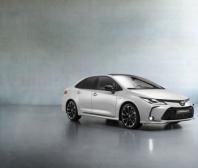 Corolla GR SPORT: sedan v ostřejší  a atraktivnější podobě
