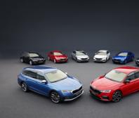 ŠKODA AUTO přijímá rezervace na nové deriváty modelu OCTAVIA